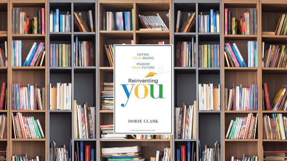 Book on the Shelf- Reinventing You